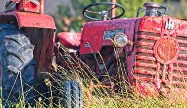 νεκρος αγρότης καταπλακώθηκε από τρακτέρ
