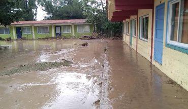 σχολείο πλημμύρες