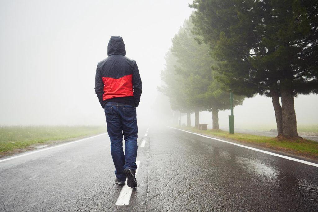 περπάτησε