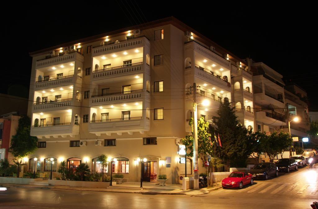 hotel Elina rethymno