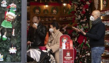 καταστήματα Χριστούγεννα