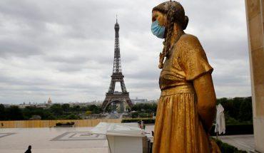 πύργος του άιφελ άγαλμα μάσκα