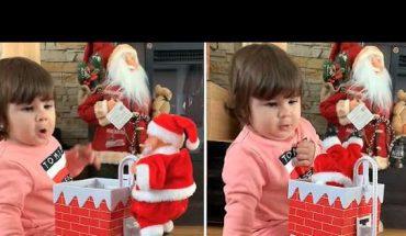 Πιτσιρικά ανοίγει το χριστουγεννιάτικο δώρο και ΤΡΕΛΑΙΝΕΤΑΙ από τη χαρά της! | ΒΙΝΤΕΟ