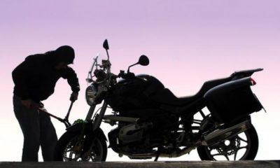 κλοπή μοτοσικλέτας