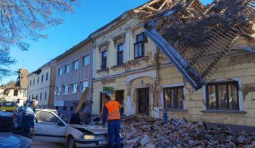 σεισμός ΚΡοατία