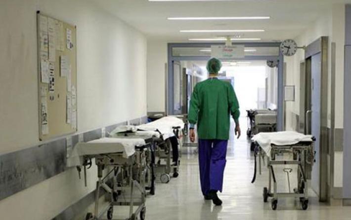 διαδρομος νοσοκομειου