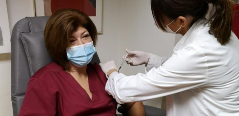 εμβόλιο Ρέθυμνο