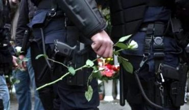 πένθος αστυνομία