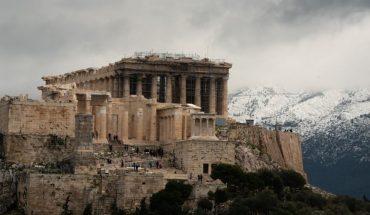 χιόνι Αθήνα