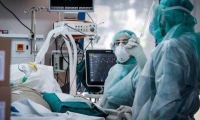 γιατρος σε νοσοκομειο covid