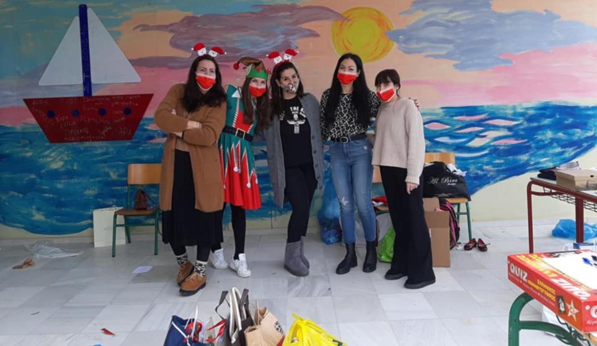 Ομάδα βοήθειας παιδιών στο Ρέθυμνο