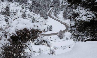 χιόνια Κρήτη