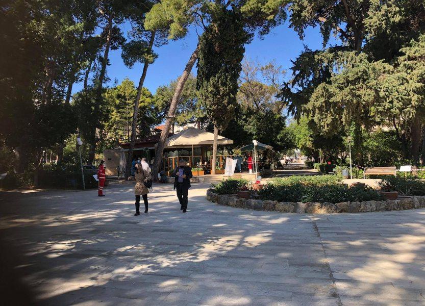 δημοτικός κήπος Ρέθυμνο3