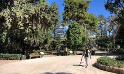 δημοτικός κήπος Ρέθυμνο