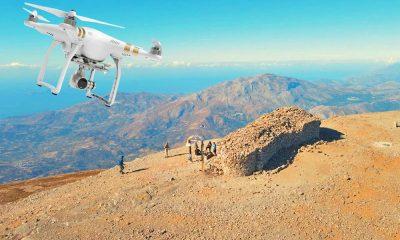 drone crete