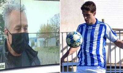 ανακοπή έπαθε 25χρονος ποδοσφαιριστής στα Γιαννίτσα