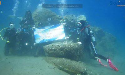 υποβρύχια κάμερα