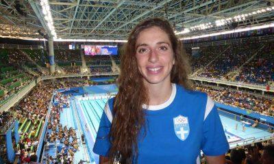 χανιωτισσα πρωταθλητρια κολύμβησης