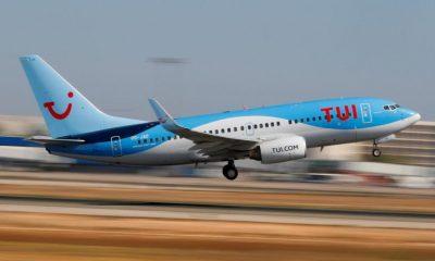 αεροπλάνο TUI