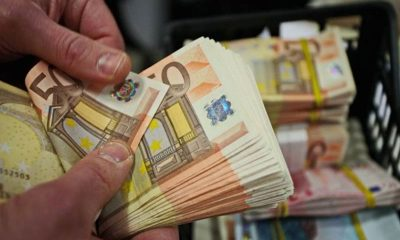 χρηματα ληστεια ευρω