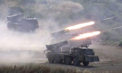 στρατιωτικη ασκηση με πραγματικα πυρα