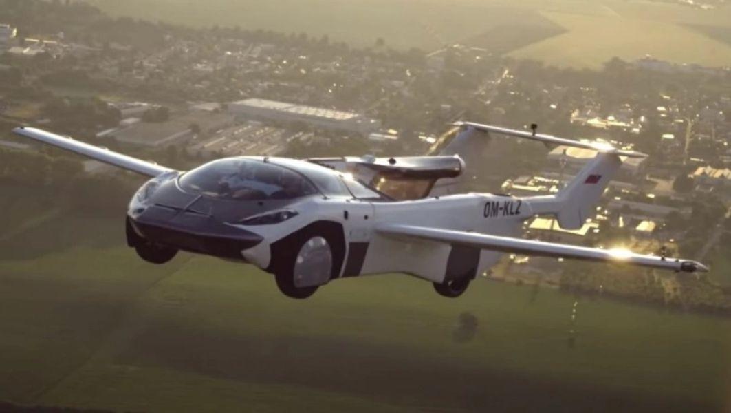 Αυτοκίνητο αεροπλάνο