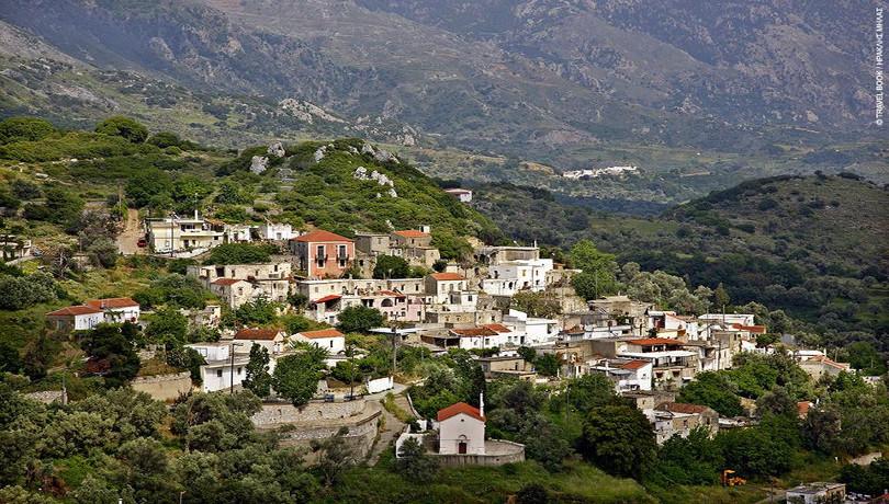 χωριά Κρήτης