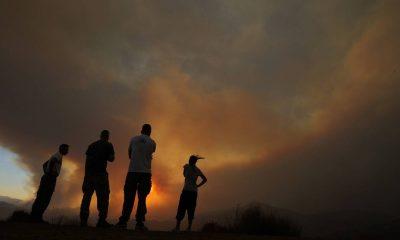 κύπρος φωτιά