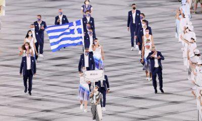 ολυμπιακοι αγωνες τοκιο 2021