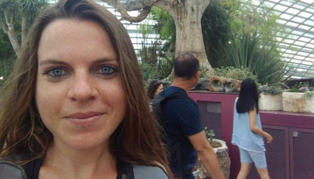 Γαλλιδα τουρίστρια νεκρή