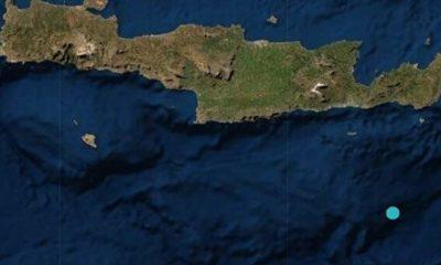 σεισμός Ιεράπετρα