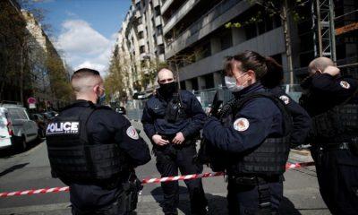 Γαλλία αστυνομία