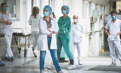 νοσοκομείο κορονοϊός
