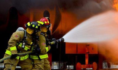 Ρουμάνοι πυροσβέστες