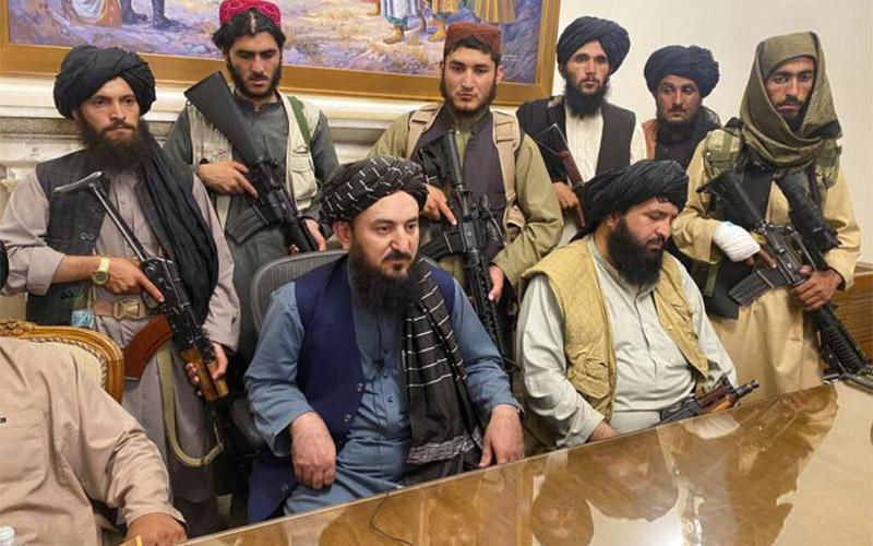 νεα κυβερνηση ανακηρυξαν οι ταλιμπαν στο αφγανισταν
