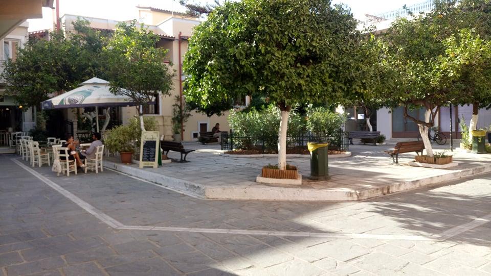πλατεία 25ης Μαρτίου