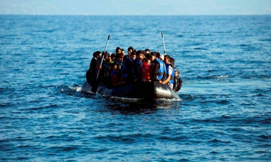 προσφυγικο διασωση μεταναστων στα Χανιά