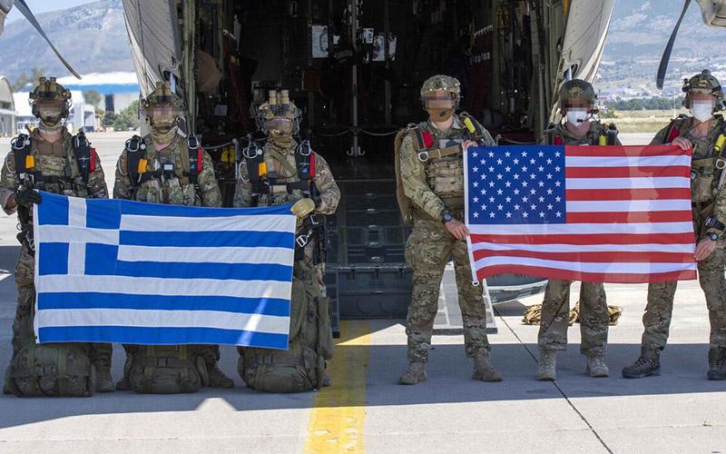 ελληνο-αμερικανικη συμφωνια
