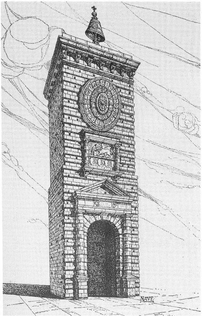 Ρέθυμνο: Πως θα ήταν σήμερα ο ιστορικός πύργος του ρολογιού; Eikona-10-roloi-gerola