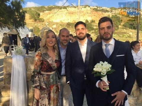 Γάμος Λευτέρης-Βάσω